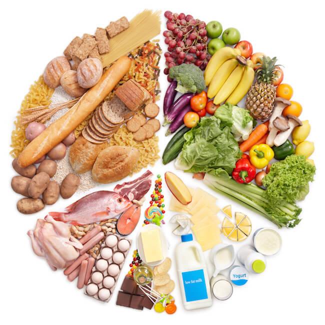 perdere peso mangiando cibo sano