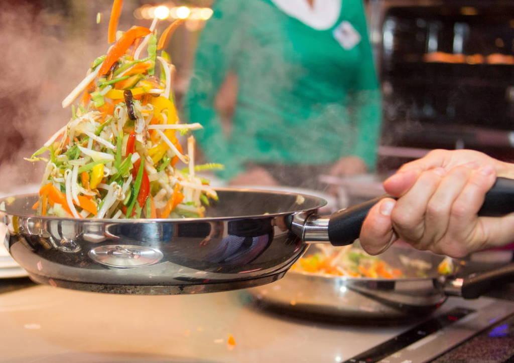 come cucinare in modo sano veloce ed economico senza